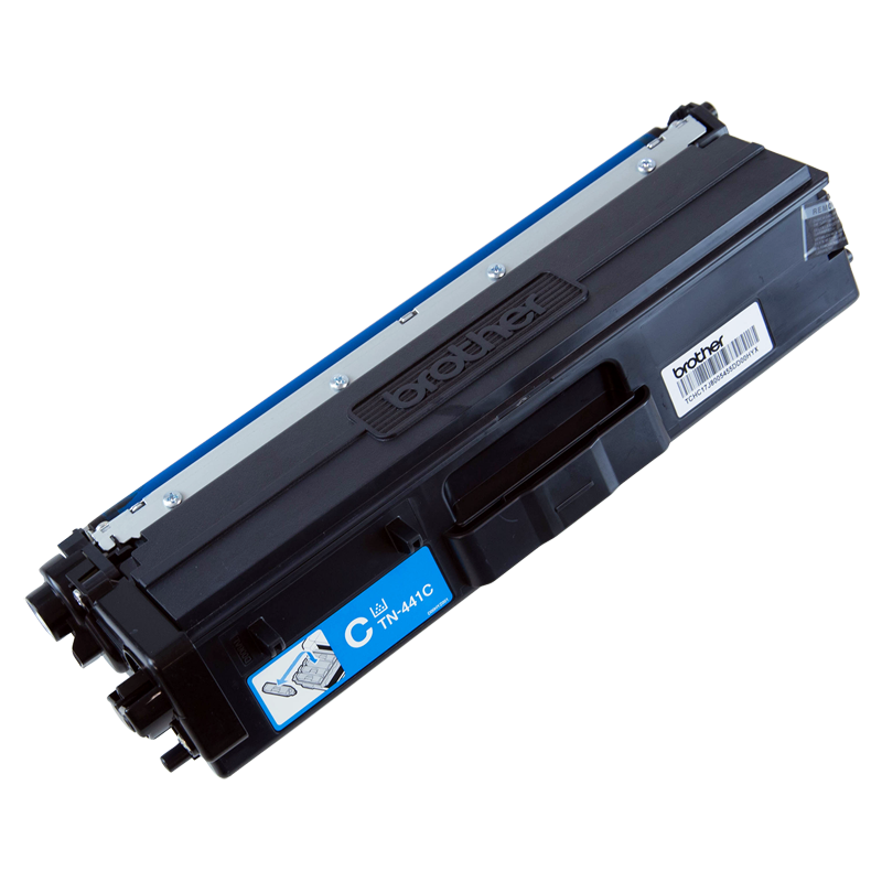 Brother TN441 Cyan Toner Cartridge (1.8K)