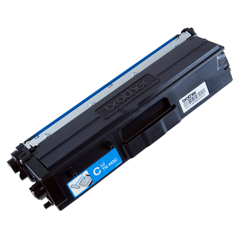 BROTHER TN-443 LASER TONER HIGH YIELD CYAN
