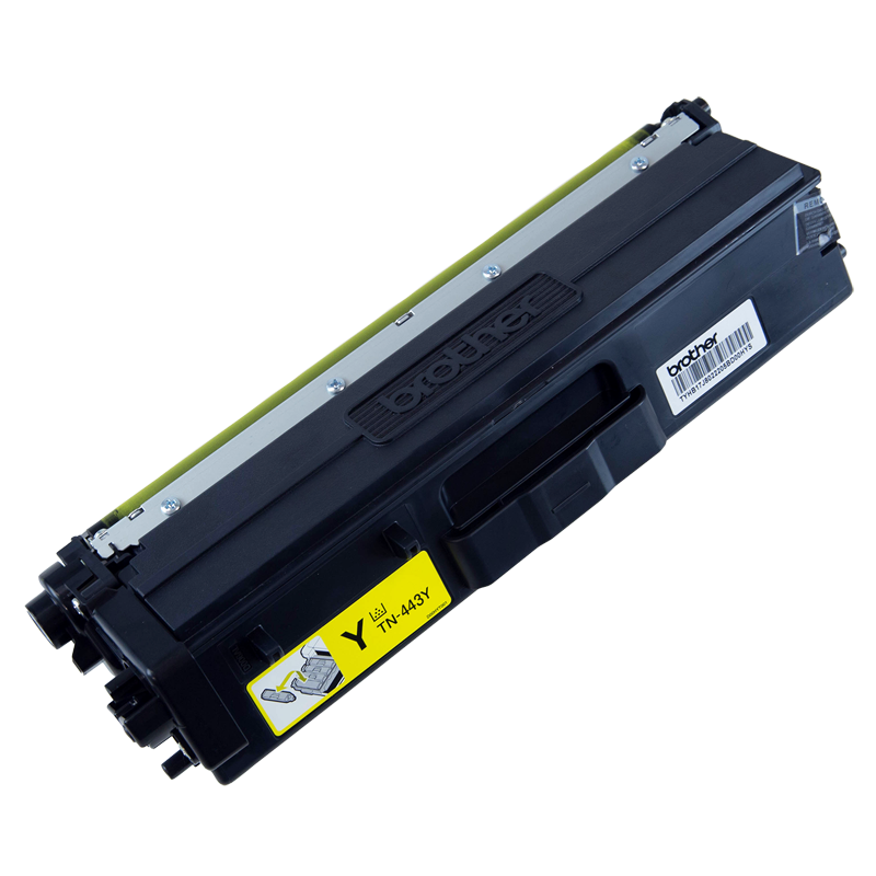 Brother TN443 Yellow Toner Cartridge