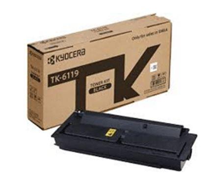 Kyocera TK-6119 Genuine (15k pages) Black Toner